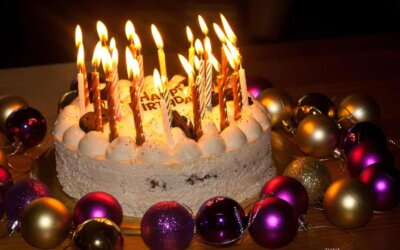 Celebrating a Big Birthday